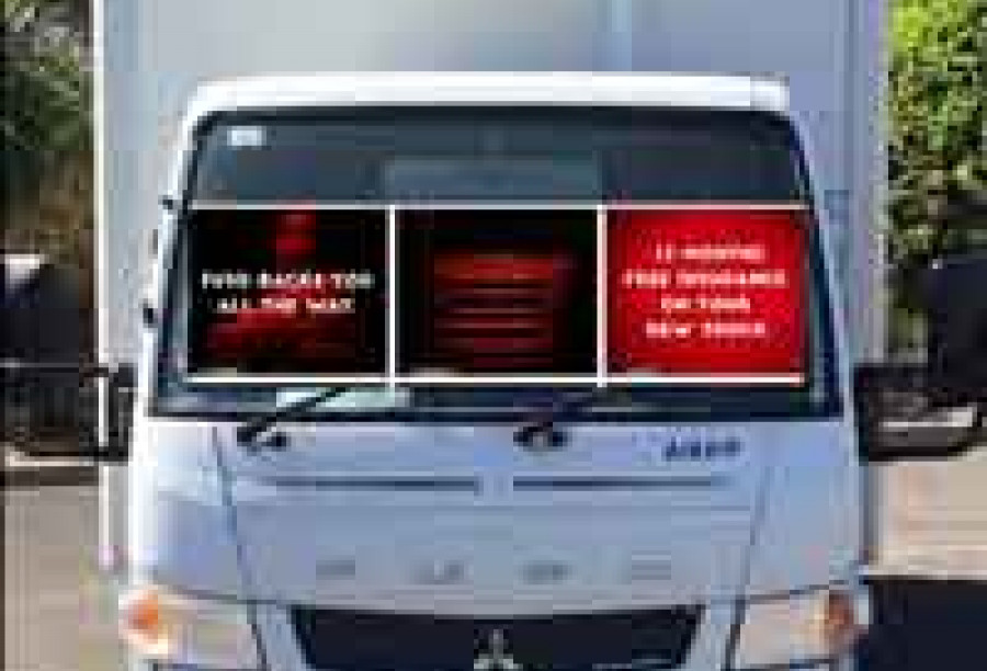 2017 Fuso Canter FRIDGE BODY Truck