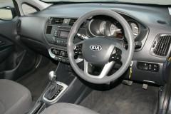 2014 Kia Rio UB MY14 S Hatchback