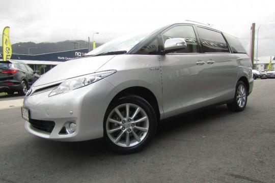 Toyota Tarago GLX GSR50R MY13