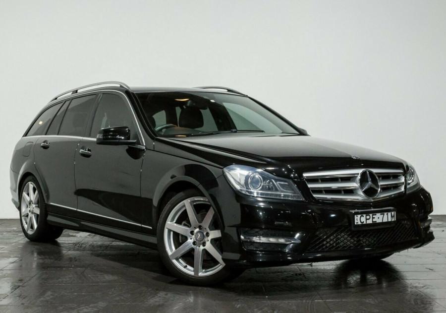 2012 Mercedes-Benz C250 CDI W204 MY12 BlueEFFICIENCY Estate 7G-Tronic + Avantgarde Wagon