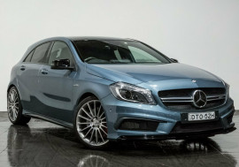 Mercedes-Benz A45 AMG SPEEDSHIFT DCT 4MATIC W176 805+055MY