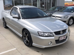 Holden Ute SV6 VZ MY06