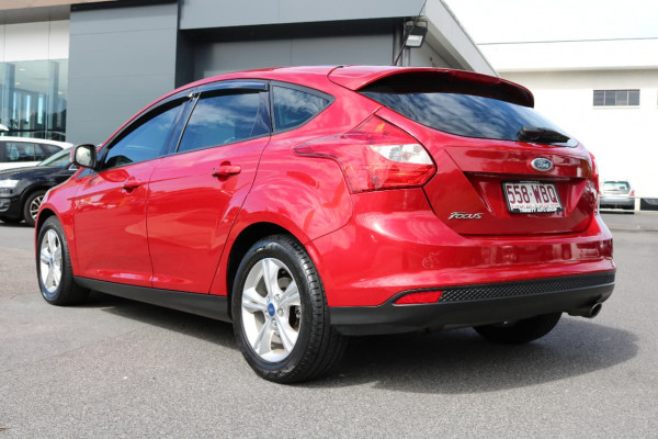 2011 Ford Focus LW TREND Hatchback