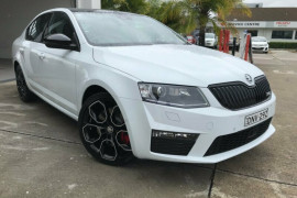 Skoda Octavia RS Sedan 162TSI NE MY17