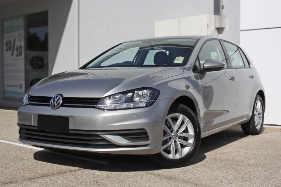 2017 MY18 Volkswagen Golf 7.5 110TSI Hatchback