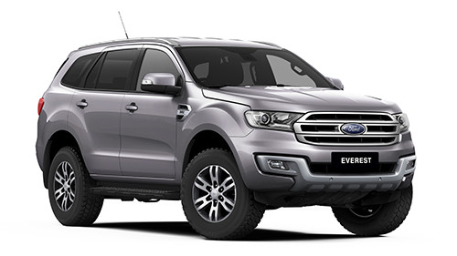 2016 MY15 Ford Everest UA Trend Wagon