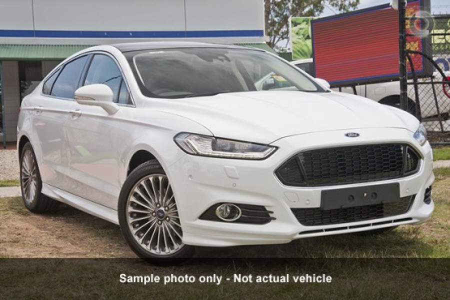 2016 Ford Mondeo MD Titanium Hatch Hatchback