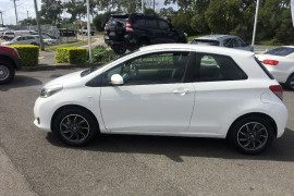 2012 Toyota Yaris NCP131R YRS Hatchback