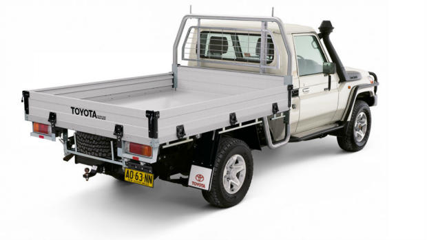 Toyota Landcruiser 70 Accessories Cessnock Hunter Valley