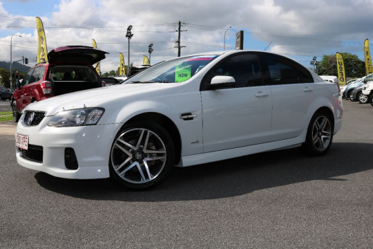 Holden Commodore SV6 VE Series II