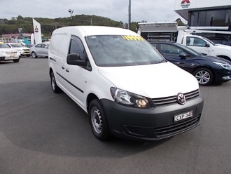 Volkswagen Caddy TDI250 BlueMOTION 2KN Turbo
