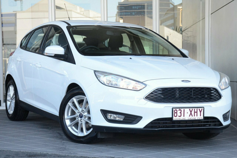 2015 Ford Focus LZ Trend Hatchback