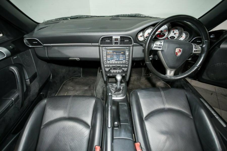 2008 Porsche 911 997 MY08 Turbo AWD Cabriolet