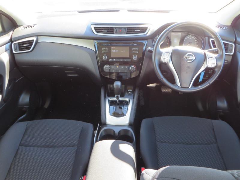 2014 MY15 Nissan QASHQAI J11 ST Hatchback
