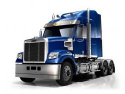 New Freightliner Coronado 114
