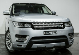 Land Rover Range Rover Sport SDV6 CommandShift HSE L494 16.5MY