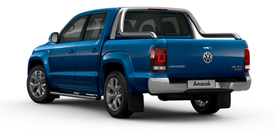 Amarok V6 Tough is never an optional extra
