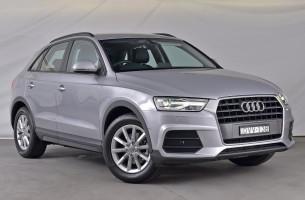 Audi Q3 110kW 1.4L TFSI FWD S-tronic (CoD)