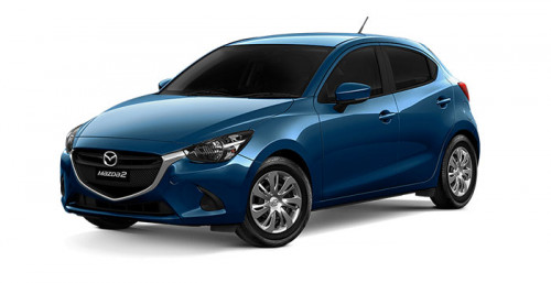 2017 Mazda 2 DJ2HA6 Neo Hatch Hatch