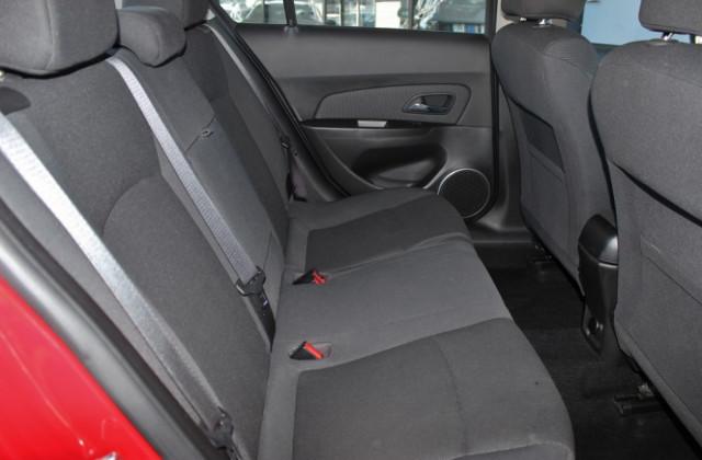 2011 Holden Cruze JH Series II  SRi Sedan