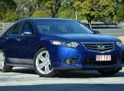 Honda Accord Euro Euro Luxury 8th Gen