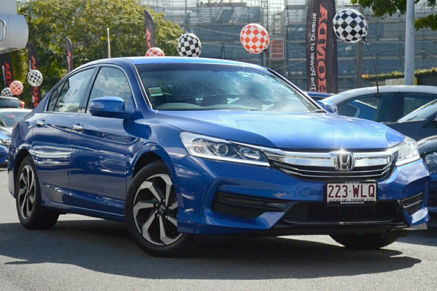2016 honda accord 9th gen vti sedan for sale in brisbane southside honda. Black Bedroom Furniture Sets. Home Design Ideas