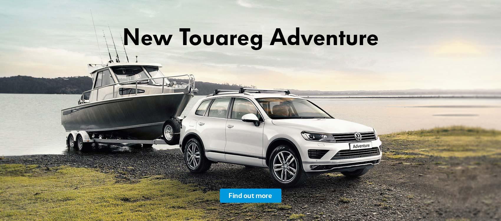 Touareg Adventure Edition
