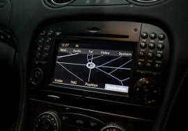 2011 MY10 Mercedes-Benz SL350 R230 MY10 7G-Tronic Roadster