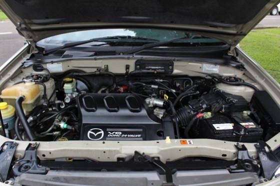 2002 Mazda Tribute Classic Wagon