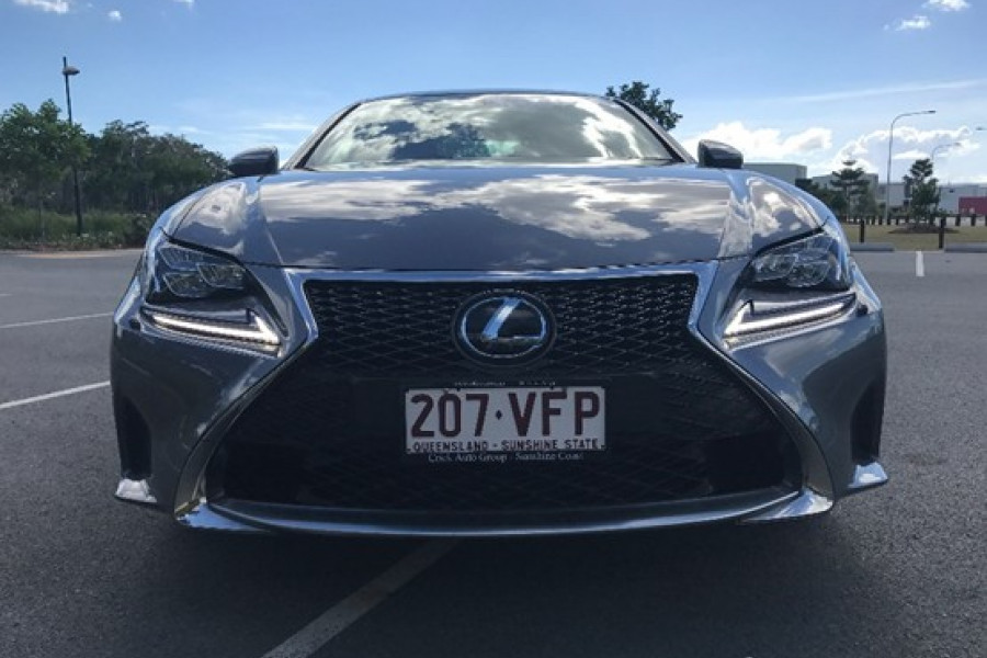 2014 lexus rc gsc10r 350 f sport coupe for sale in maroochydore crick auto group. Black Bedroom Furniture Sets. Home Design Ideas
