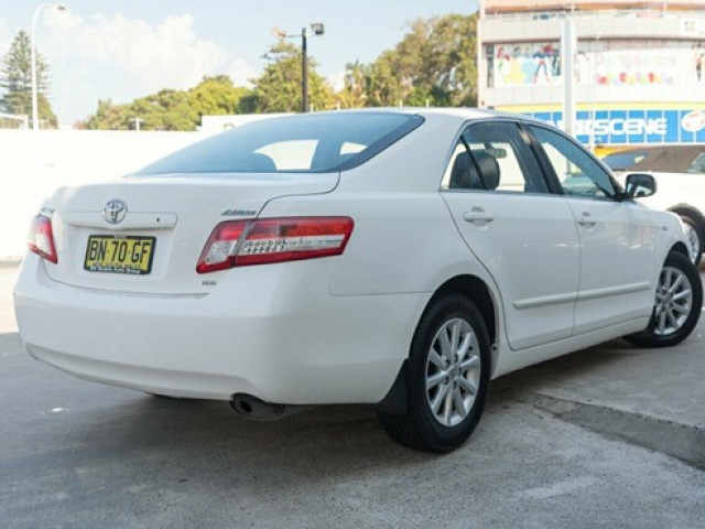 2011 MY10 Toyota Camry ACV40R MY10 Altise Sedan