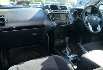 2016 Toyota Landcruiser Prado GDJ150R GXL Wagon
