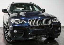 BMW X6 xDrive40d Coupe Steptronic E71 LCI MY1112