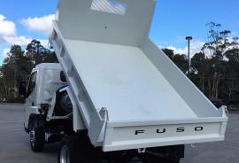 2017 Fuso Canter TIPPER 715M Wide Cab