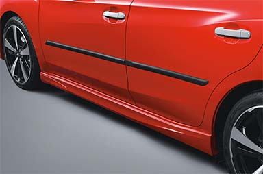 "<img src=""Body Side Moulding (Non - Painted)"