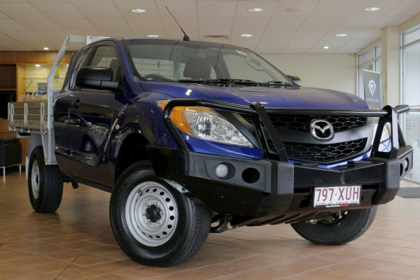 Mazda BT-50 XT Freestyle 4x2 Hi-Rider UP0YF1