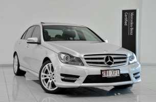 Mercedes-Benz C250 Cdi AVANTGARDE W204 MY13