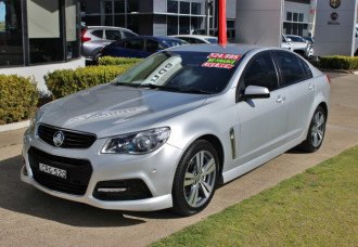 Holden Commodore SV6 Used VF