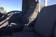 2012 Isuzu  FRR 500 FLAT BED TRAY