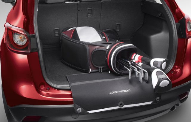 Mazda cx 3 accessories brisbane toowong mazda