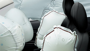 Mirage 6 SRS Airbags