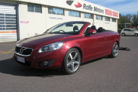 2010 MY11 Volvo C70 T5 Convertible