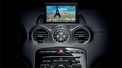 RCZ Coupe Technology