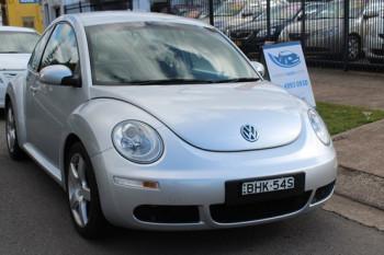2006 Volkswagen Beetle 9C MY2006
