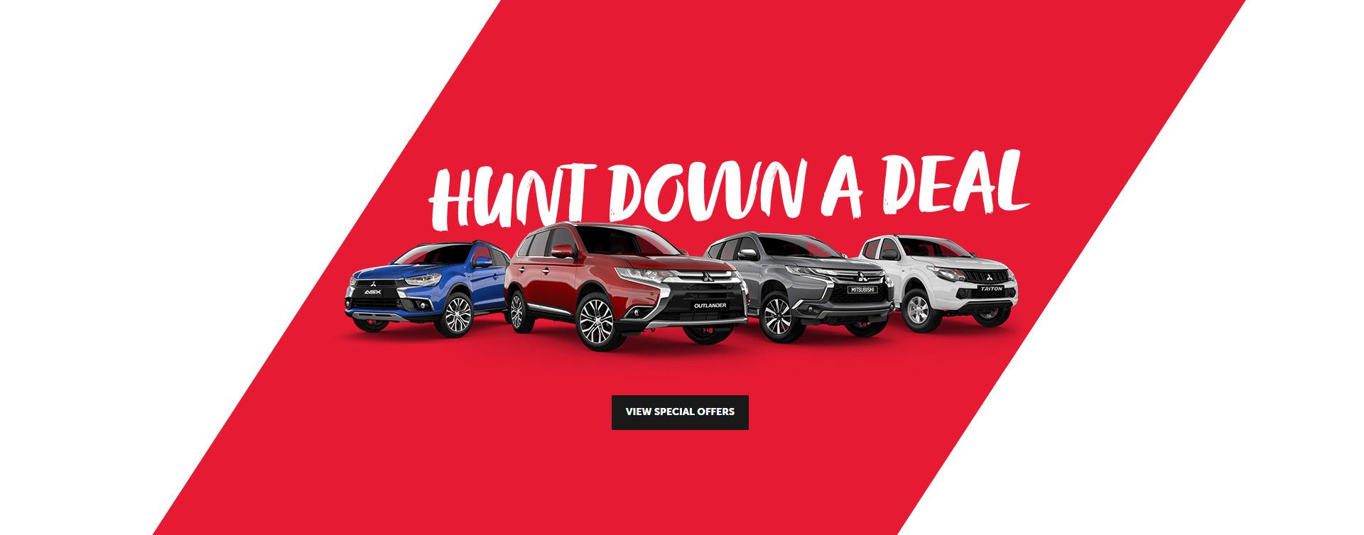 Hunt Down a Deal
