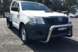 Toyota HiLux Workmate KUN16R MY12