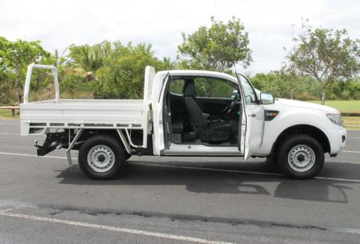 2013 Ford Ranger PX XL Super Cab 4x2 Hi- Cab chassis