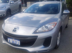 Mazda 3 U