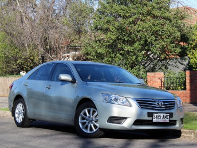 [SOLD] 2011 Toyota Aurion for sale in Hawthorn - Cornes Toyota