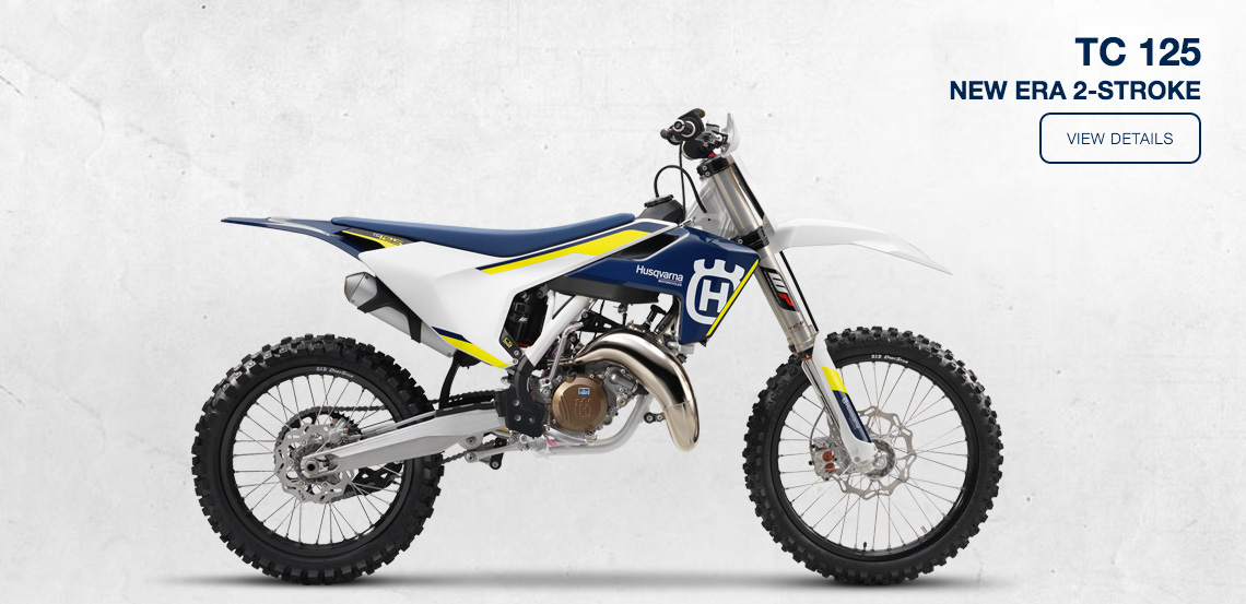 Husqvarna TC125 Motocross